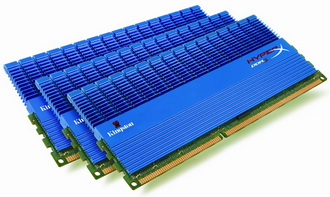 Kingston Triple Channel DDR3 2333MHz