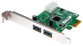 Transcend TS-PDU3 Expansion Card
